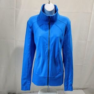 Lululemon Sz 12 Define Jacket Track Zip LS EUC